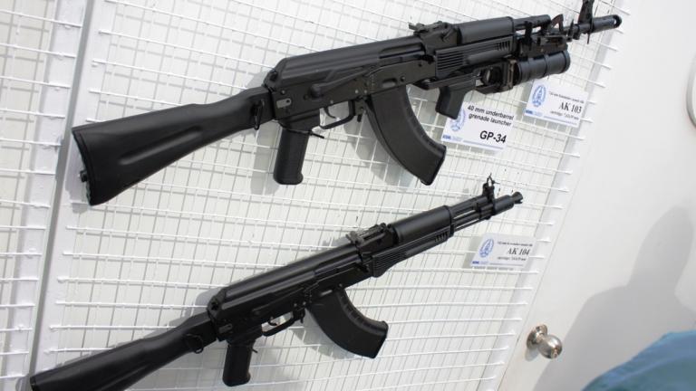 КНДР, Иран и Саудитска Арабия са големи износители на леки оръжия