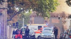 Нападателят от Хале излъчвал стрелбата на живо в интернет