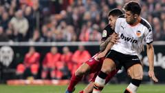 Атлетико (Мадрид) - Валенсия 0:0