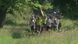 Стотици деца и възрастни преминаха по стъпките на Ботев