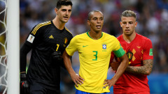 Капитанът на Бразилия: Бяхме надиграни тактически