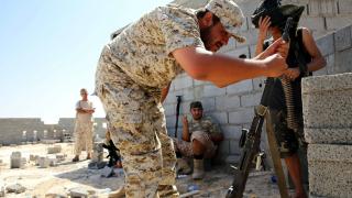 14 загинали и 30 ранени при боеве в Либия