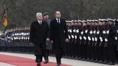 Радев поиска в Берлин достъп до Шенгенската информационна система