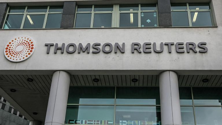 Thomson Reuters продава ключов бизнес в сделка за $20 милиарда