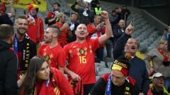 Строги мерки за феновете, които решат да пренебрегнат ограниченията в Белгия