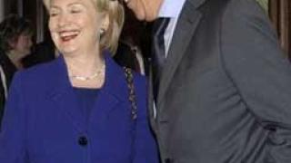 Лавров и Клинтън оптимисти след разговорите в Москва