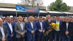 Карадайъ: Тези, които разделят, нямат място под знамената на демокрацията