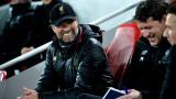 Малък фен на Манчестър Юнайтед помоли Юрген Клоп да спре Ливърпул от титлата