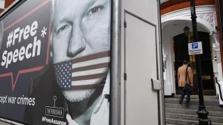 WikiLeaks: Асандж е арестуван с цел екстрадиция в САЩ