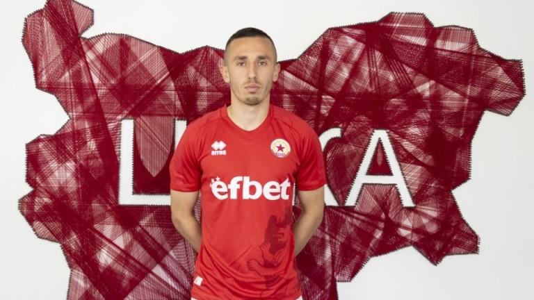 Славия отново преотстъпи Тони Иванов