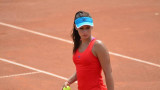 Трудна победа за Юлия Стаматова срещу Ана Аркадиану в Ираклион