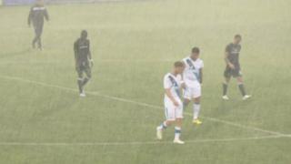 Прекратиха мача между Лудогорец и Зенит