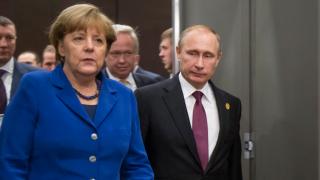 Меркел в Сочи – за Украйна, Сирия, руските хакерски атаки