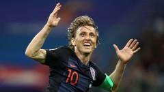 Лука Модрич: Ще се изправим срещу най-силния отбор на Мондиала