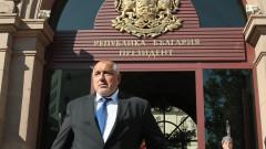 Бойко Борисов: БФС може да си държи Борислав Михайлов за президент още 100 години, но правителството няма да работи с него