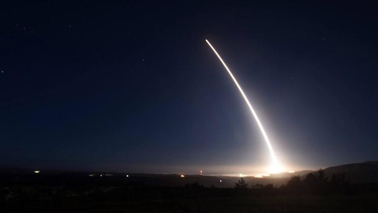 САЩ проведоха изпитания с балистична ракета Minuteman III