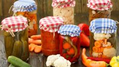 Какви продукти си произвеждат българите сами?