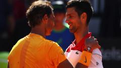 Полуфиналът Новак Джокович - Рафаел Надал е непредвидим и обещава зрелище