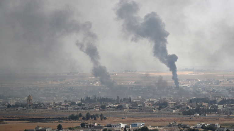 Режимът на Башар Асад е възобновил бомбардировките в