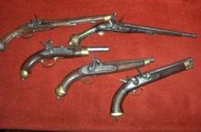 Русенският музей представя 22 реставрирани оръжия