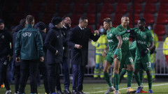 Тестовете на всички футболисти, треньори и служители в Лудогорец са отрицателни