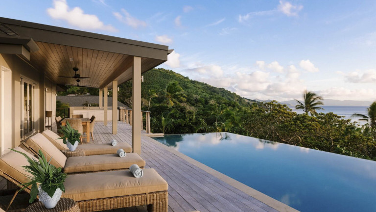 Милиардерът, който си построи частен курорт край Фиджи за $100 милиона