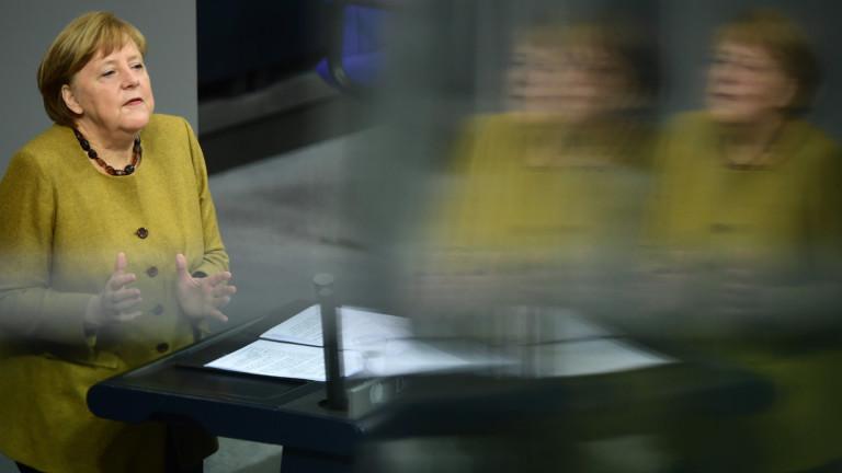 Провалът на Меркел в коронавирус пандемията
