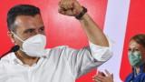 Заев: Опасно е да се блокира парламент в пандемия