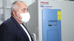 Борисов проверява готовността на България да посрещне първите ваксини