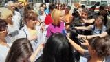 Манолова: Няма да позволява да мачкат медицинските сестри