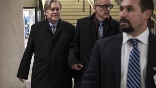 Стив Банън отказва да даде показания пред Конгреса на САЩ