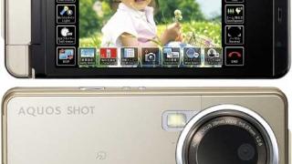 Sharp пуска 10МР камерафон в Япония