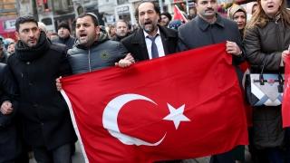 Взривиха офис на прокюрдска партия в Истанбул