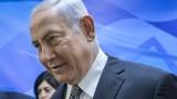 Не ни тествайте, предупреди Нетаняху на границата със Сирия