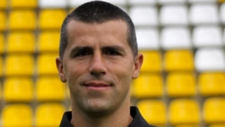 Андрей Андреев е новият старши треньор на Септември U16, съобщават