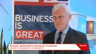 Британски министър пред Money.bg : Заделили сме £4,5 милиарда за инвестиции в България