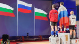 Сребро и бронз за българските щанги от Европейското за младежи в Букурещ