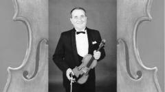 Почина големият ни цигулар проф. Георги Бадев