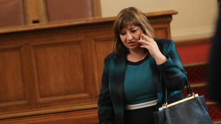 Анна Александрова замества Данаил Кирилов в правна комисия