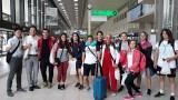 Женският национален отбор по борба замина за лагер в Париж