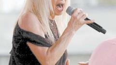 Лили Иванова и Долф Лундгрен пеят в четвъртък по BTV