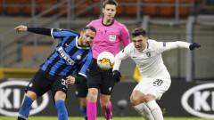 """С гордо вдигната глава и отбелязан гол на """"Джузепе Меаца"""": Лудогорец сложи край на приключението си в Лига Европа"""