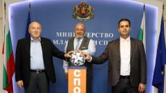 БСТ осигурява 1190 футболни топки за отборите от Първа лига