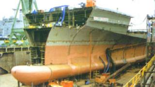 Кранистка загина във варненския корабен завод
