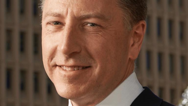 Специалният представител на САЩ за Украйна Кърт Волкър обяви, администрацията