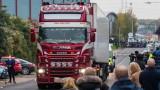 Пети задържан се разпитва за камиона ковчег в Есекс