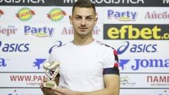 Локомотив (Пд) намери заместник на Мартин Камбуров