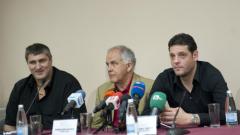 Данчо Лазаров на среща с Матей Казийски в Италия