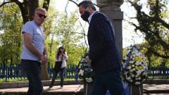 Треньорът на Левски Славиша Стоянович излезе от карантина и почете Гунди