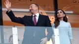 Азербайджан нямала военни цели на територията на Армения